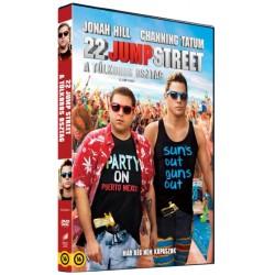 DVD 22 Jump Street - A túlkoros osztag