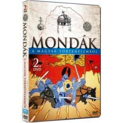 DVD Mondák a magyar történelemből 2.