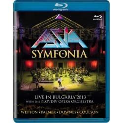 Blu-ray Asia: Symfonia - Live In Bulgaria