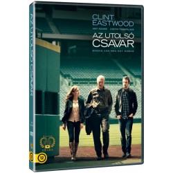 DVD Az utolsó csavar