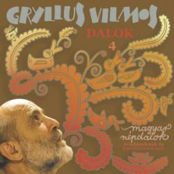 CD Gryllus: Dalok 4.