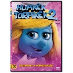 DVD Hupikék törpikék 2.