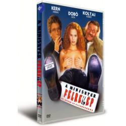 DVD A miniszter félrelép