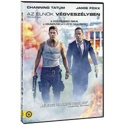 DVD Az elnök végveszélyben