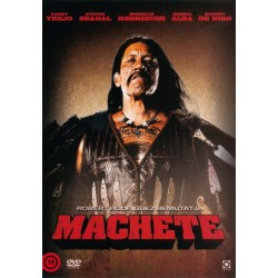 DVD Machete