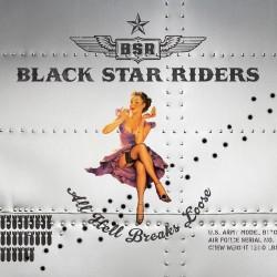 CD Black Star Riders: All Hell Breaks Loose (Limited Digipack CD+DVD)