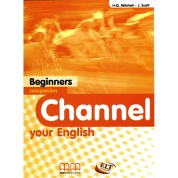 Channel your English Beginners Companion