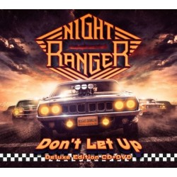 CD Night Ranger: Don't Let Up (Deluxe Edition CD+DVD)