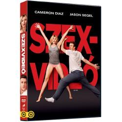 DVD Szexvideó