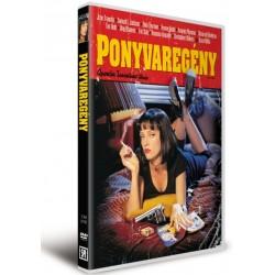 DVD Ponyvaregény