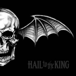 CD Avenged Sevenfold: Hail To The King
