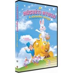 DVD A húsvéti nyuszi a városba megy