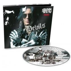 CD The 69 Eyes: Devils (Digipak + Bonus - Reissue)