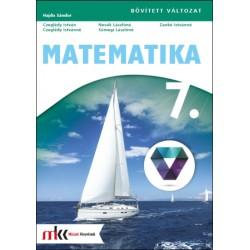 Matematika 7. osztály bővített változat