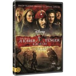 DVD A Karib-tenger kalózai - A világ végén