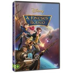 DVD A kincses bolygó