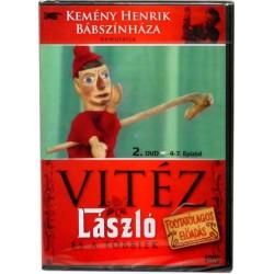 DVD Vitéz László és a többiek 2.