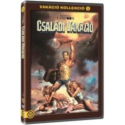 DVD Családi vakáció