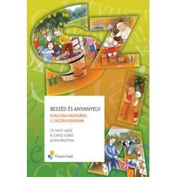 Beszéd és anyanyelv - Nyelvtan-helyesírás tankönyv 2. osztályosoknak