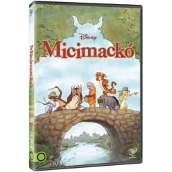 DVD Micimackó (2011)