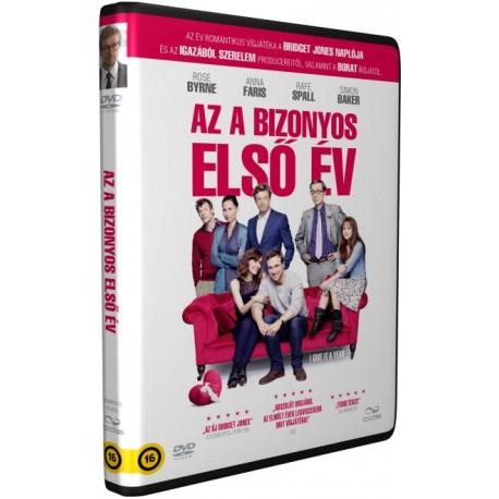 DVD Az a bizonyos első év
