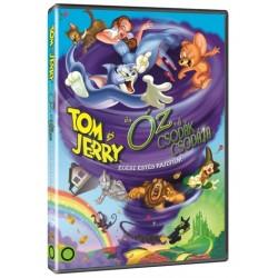 DVD Tom és Jerry és Óz, a csodák csodája