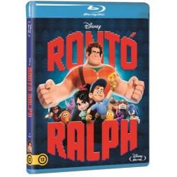Blu-ray Rontó Ralph