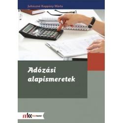 Adózási alapismeretek