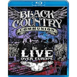 Blu-ray Black Country Communion: Live Over Europe
