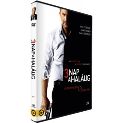 DVD 3 nap a halálig