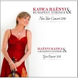 CD Illényi Katica & Budapesti Vonósok: Újévi Koncert 2016