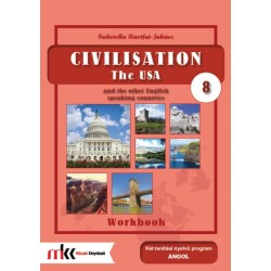 Civilisation Workbook 8 - The USA and the other English speaking countries