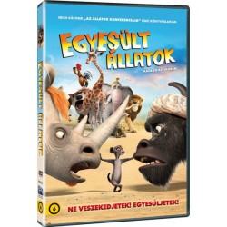 DVD Egyesült állatok