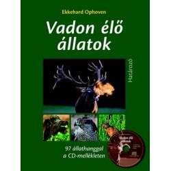 Vadon élő állatok (97 állathanggal CD-mellékleten)